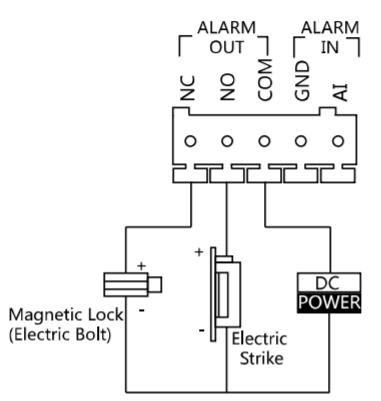 Hikvision Doorbell Wiring Diagram