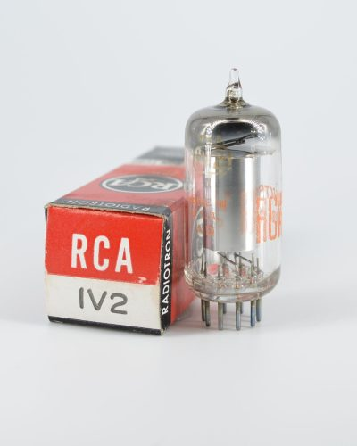 RCA 1V2 Miniature Half Wave Rectifier Tube