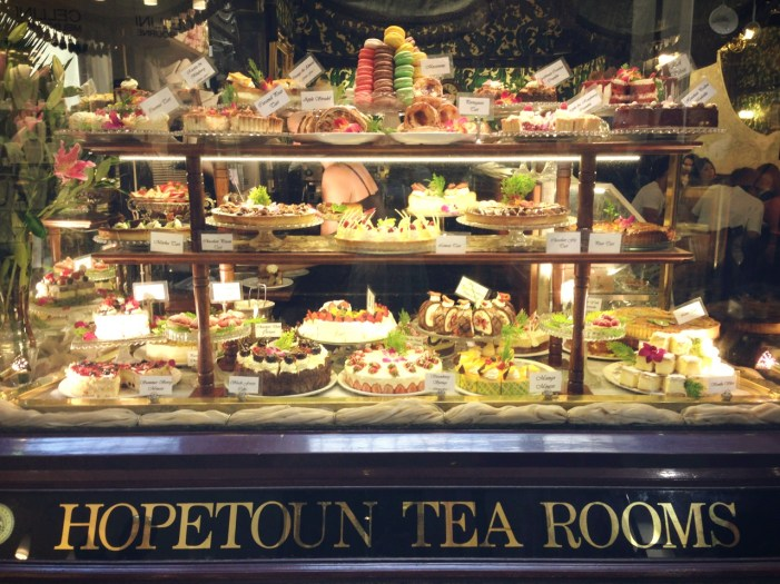 HOPETOUN TEA ROOM