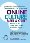 Online culture Meet & Greet