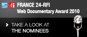 france 24 rfi web documentary awards
