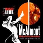 David McAlmont Live CD DVD