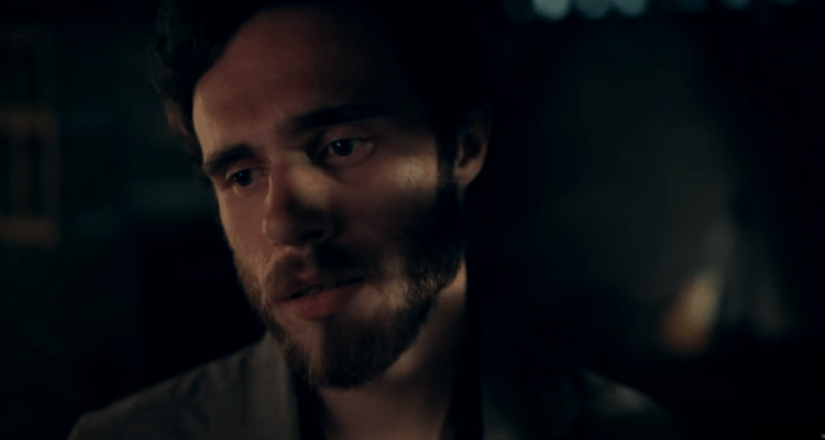 James Vincent McMorrow - Sparrow and The Wolf - Video Screenshot