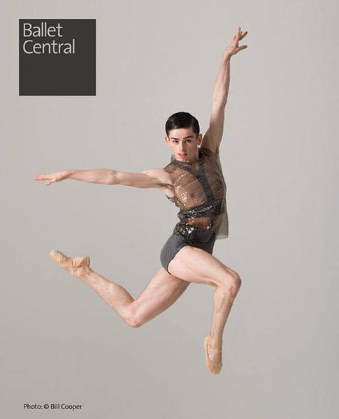 Cian Hughes Ballet Central
