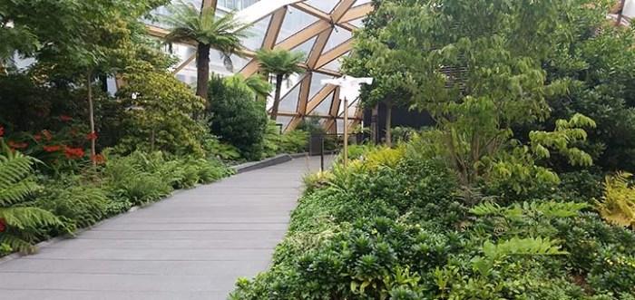 CrossRail Roof Garden nessymon.com
