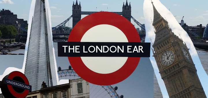 The London Ear on RTÉ 2XM // Show 148 with Davy Flats and Peter M. Smith