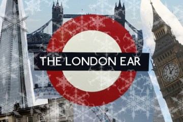 The London Ear Christmas Eve 2016 nessymon