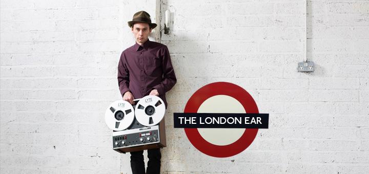 David Lyttle on The London Ear