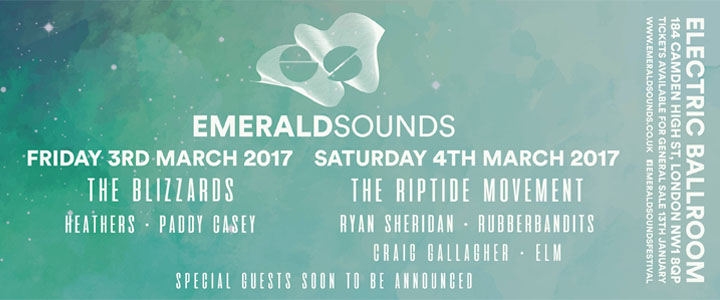 Emerald Sounds Line Up - nessymon