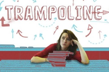 Trampoline - film poster - nessymon