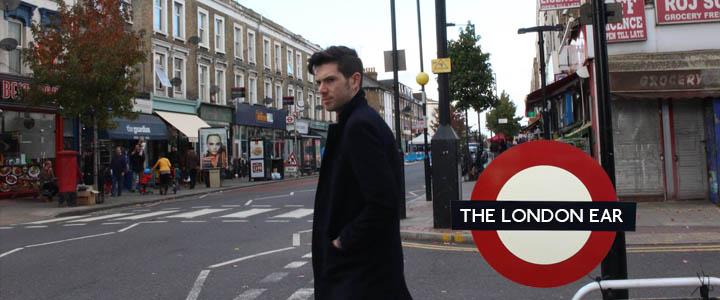 Video Blue on The London Ear