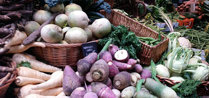 Turnips Borough Market