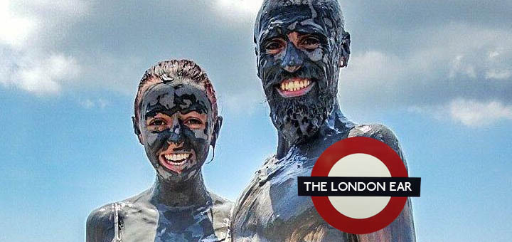 The London Ear // Show 160 with The Ungraceful Guide