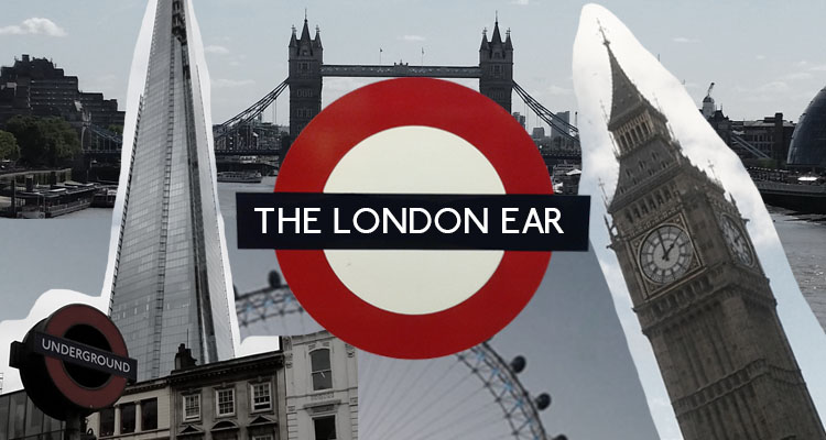 The London Ear on RTÉ 2XM // Show 211