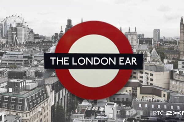 THE LONDON EAR nessymon 2018