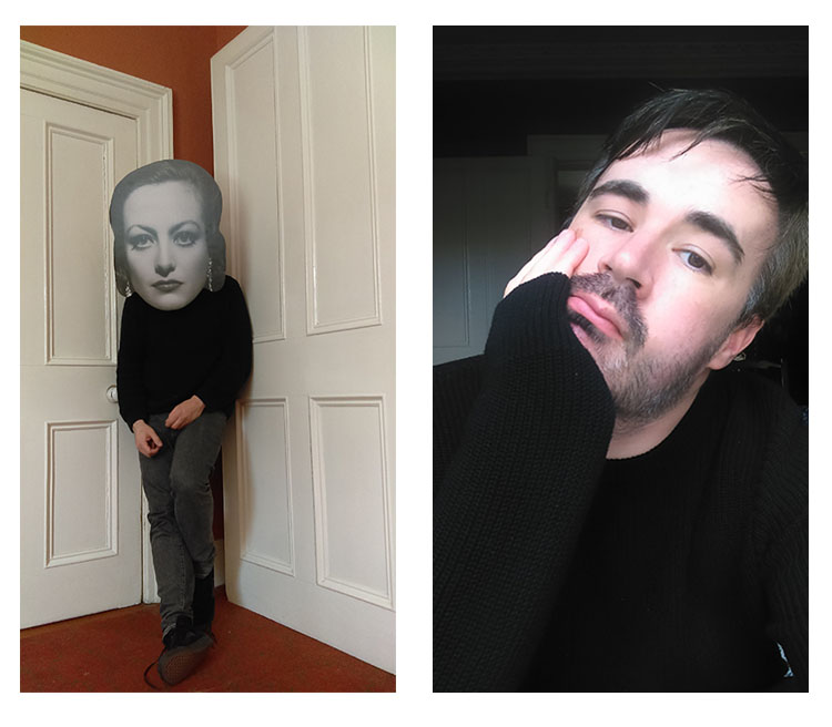 The Late David Turpin Selfies