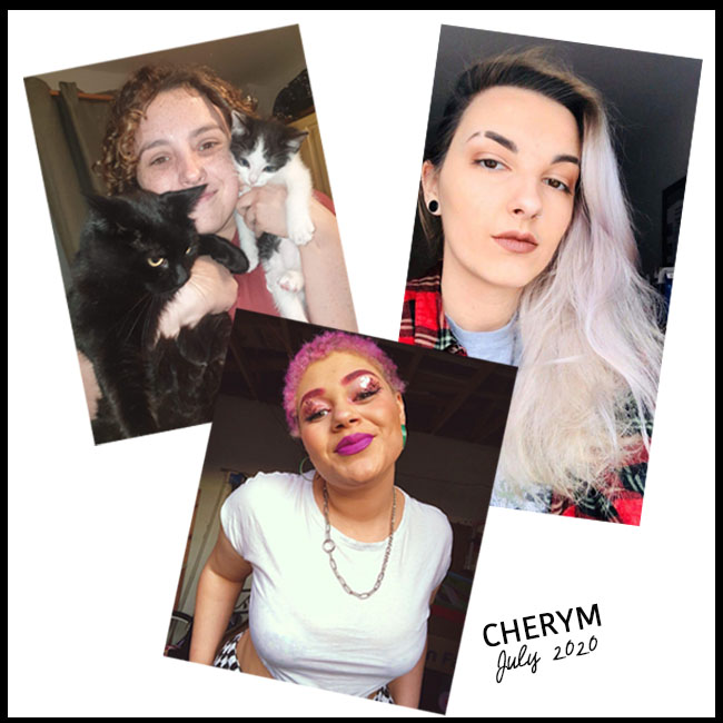 Cherym Selfie July 2020