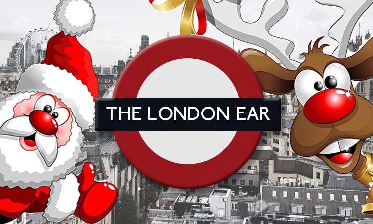 The London Ear - Christmas 2020