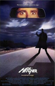 Hitcher 1986 Poster
