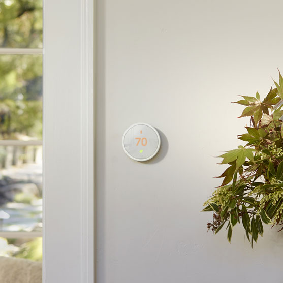 When we started Nest, we wanted to help the world save energy with the Nest Learning Thermostat.