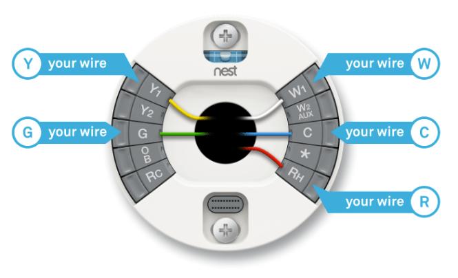 nest thermostat wiring diagram wiring diagram thermostat wiring diagrams trane heat pump diagram
