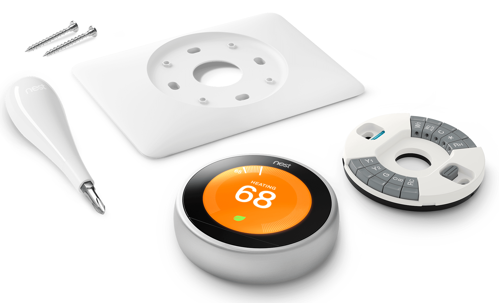 How To Install A 2nd Generation Nest Thermostat Manual Guide