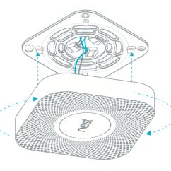 Nest Smoke Detector Wiring Diagram Air Conditioning For Car Detectors 1975 ~ Elsavadorla