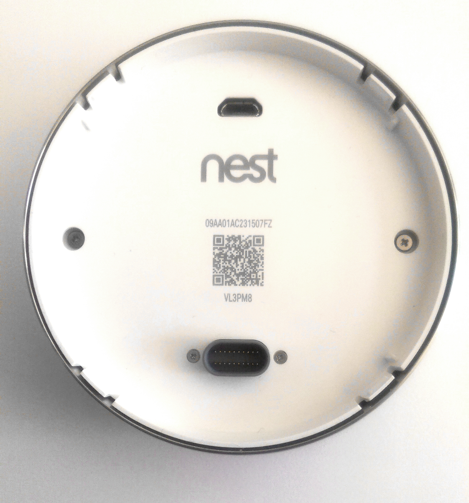 hight resolution of you can also find the serial number by going to settings technical info display on the thermostat