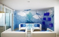 innovative-blue-wall-living-room-paint-ideas  nestaspace ...