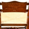 Examples with pictures at the hitchcock chair company s website