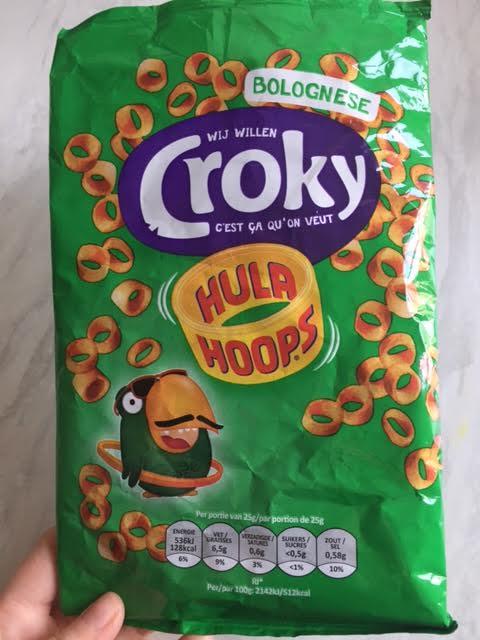 Croky Hula Hoops