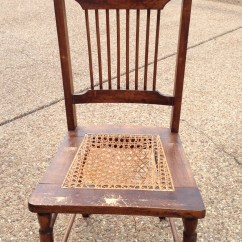 Cane Bottom Chairs Shell Back Chair Unfinished Projects A Nester 39s Nest