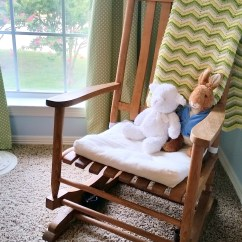Grandma Rocking Chair Plastic Chairs Cheap The Big Reveal Of A Girl Room Take 2 Nester 39s Nest