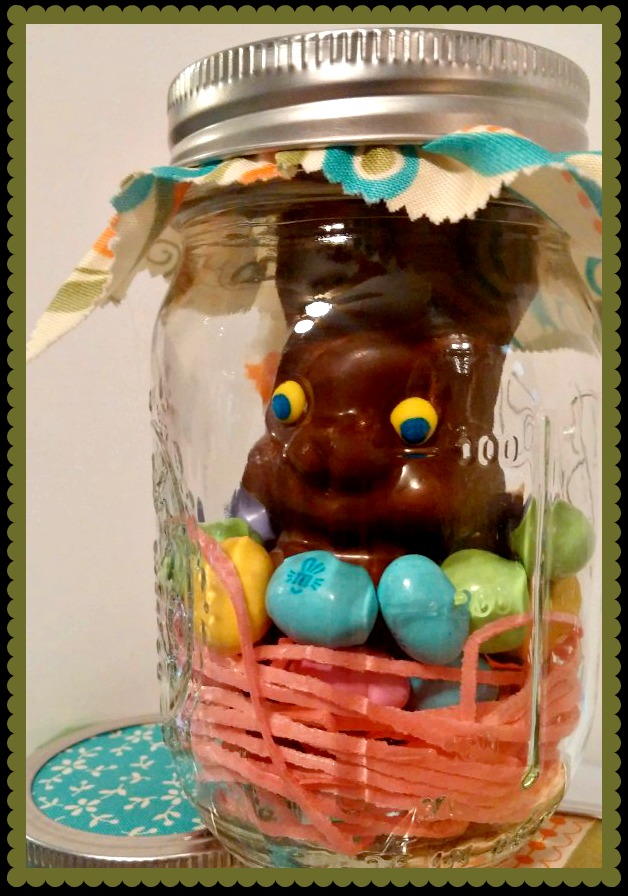Easter mason jar craft easy and adorable nest full of new easy mason jar craft easter 10 negle Choice Image
