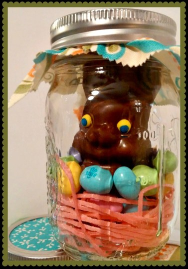 Easy Mason Jar Craft - Easter 10