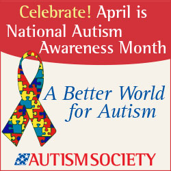 National Autism Month 250x250