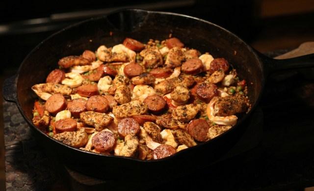 paella Pursuit of Spice