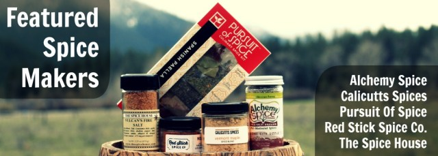 Featured Spice Makers