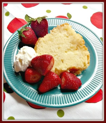 The Best Coconut Pound Cake - Serve