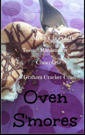 Oven S'mores Composition