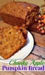 Apple Pumpkin Bread Recipe