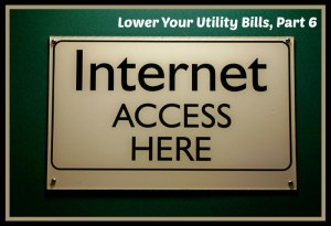 Lower Utilities Part 5 Internet