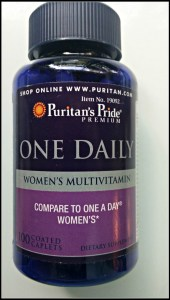 Puritans Pride Womens Multi