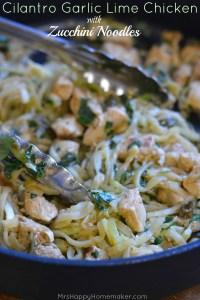 Cilantro Garlic Lime