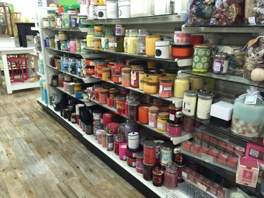 Candles Home Goods