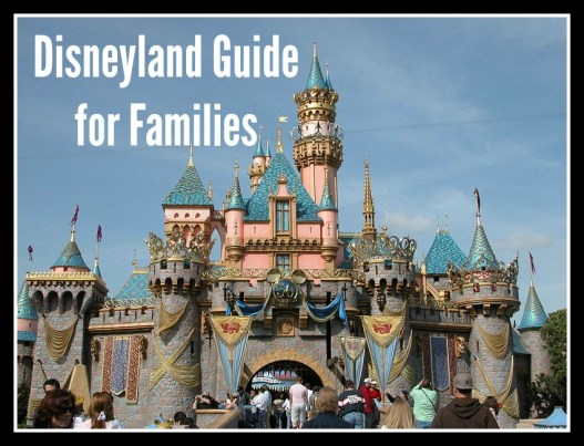 Disneyland Guide for Families