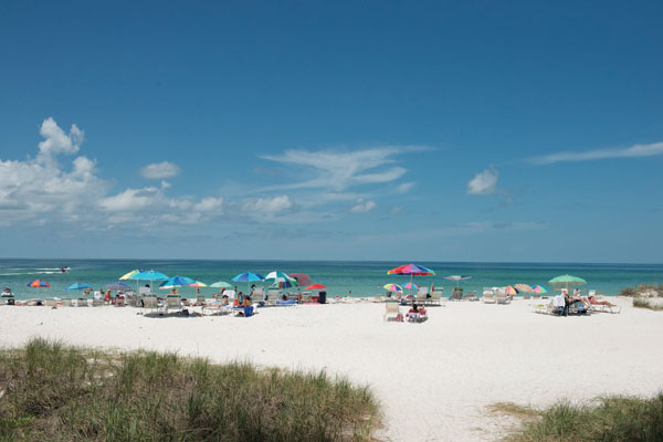manatee county beach