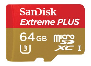 SanDisk Extreme Plus for GoPro Hero