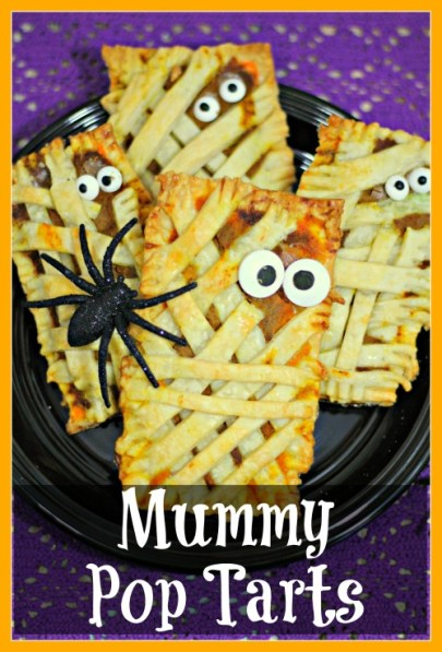 Yummy Mummy Pop Tarts - easy and adorable!