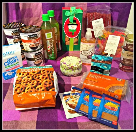 Sprouts Surprise and Delight Gift Basket - College Student